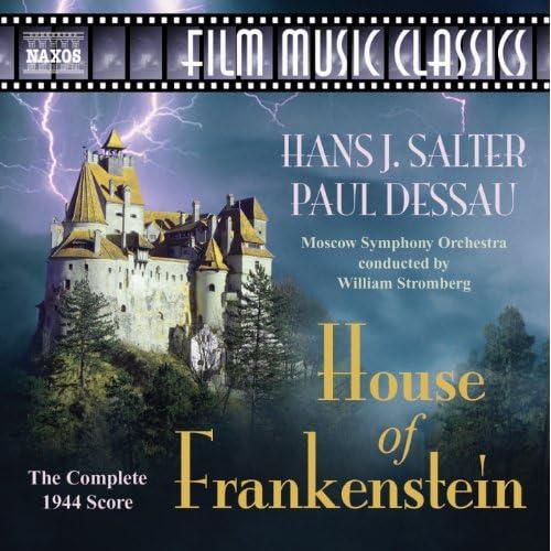 Amazon com: Salter / Dessau: House of Frankenstein: William
