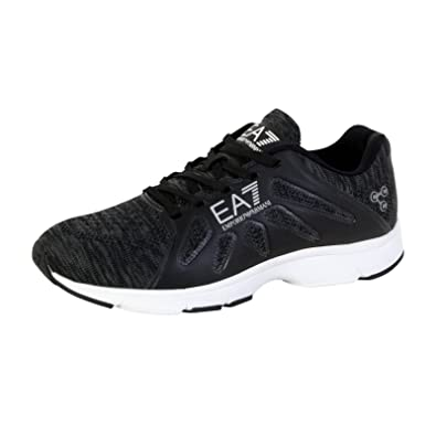 b11f07e6a211 Emporio Armani EA7 chaussures baskets sneakers homme c-cube vigor ...