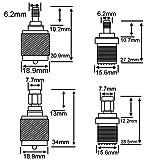 SMA-UHF RF Connectors Kit SMA to UHF PL259 SO239
