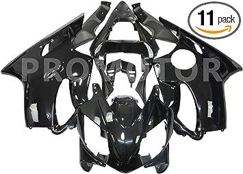 ZXMT Unpainted Fairing Kit Motorcycle Fairings for Honda CBR600RR F4i 2001 2002 2003 10 Pcs