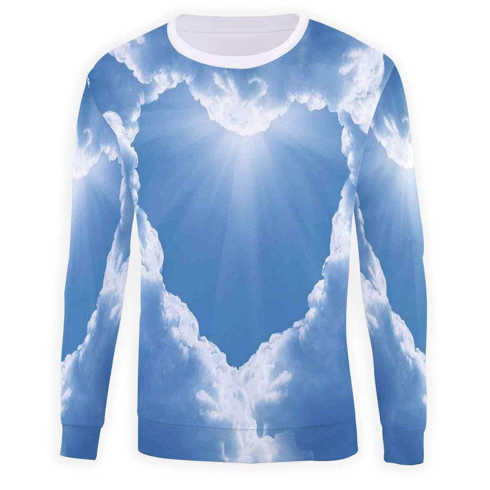 Unisex Modern Sweatshirts Crewneck