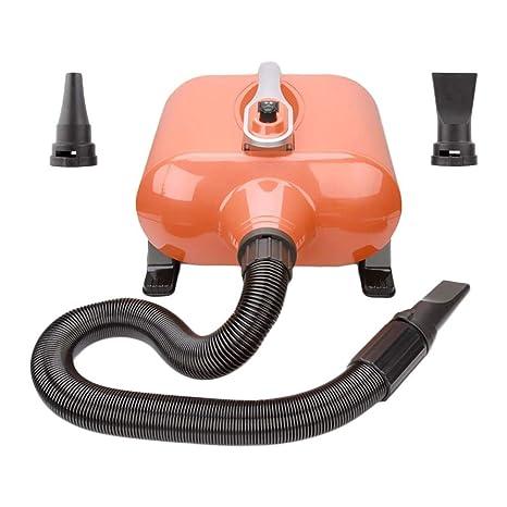 Hifuture secador de Pelo para Mascotas 3000W Motor Dual Cambio de Velocidad Continuo soplador de Pelo