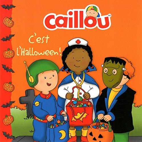 Caillou : C'est l'Halloween
