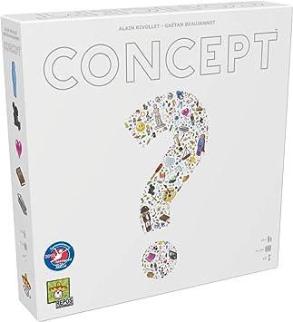 Repos Production Concept NL Niños y Adultos Juegos de Preguntas - Juego de Tablero (Juegos de Preguntas, Niños y Adultos, 40 min, Niño/niña, 10 año(s), Holandés): Amazon.es: Juguetes y juegos