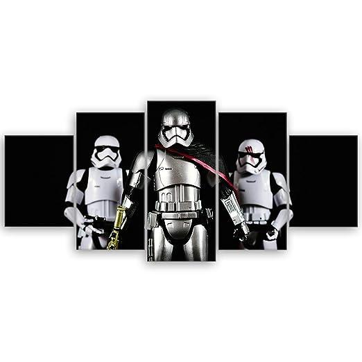 Ge Bildet Hochwertiges Leinwandbild Xxl Stormtrooper Vi 150 X