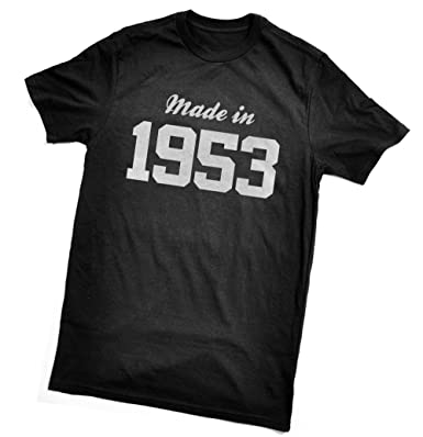 Made In 1953 T Shirt