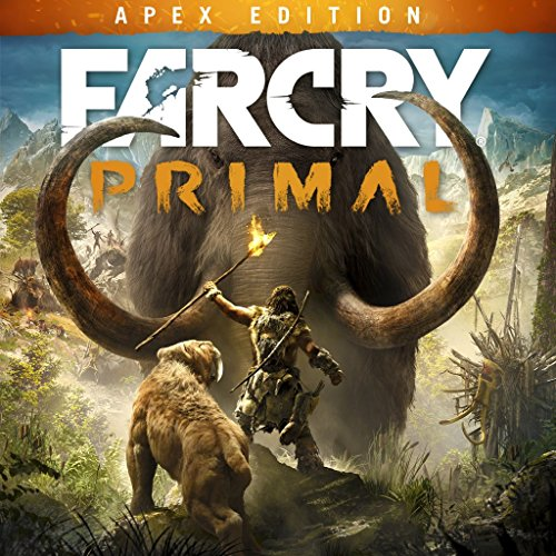 Far Cry Primal - Digital Apex Edition - PS4 [Digital Code] (Welcome To The World Of Computers 4th Edition)