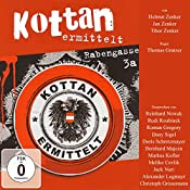 Rabengasse 3a (Kottan ermittelt - Hörspiel 7)   Helmut Zenker, Jan Zenker, Tibor Zenker