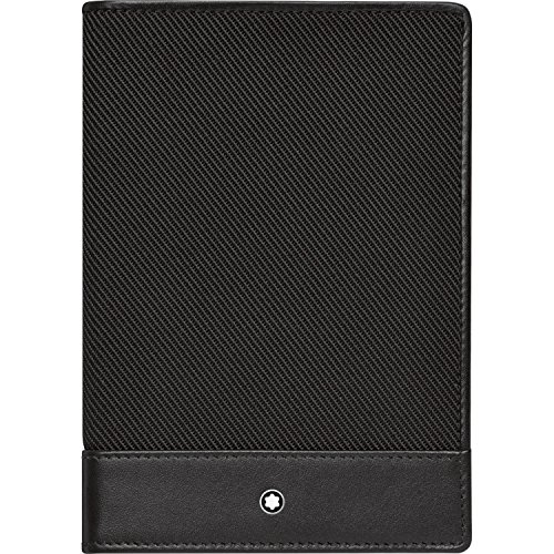 Montblanc Nightflight Passport Holder / Wallet by MONTBLANC