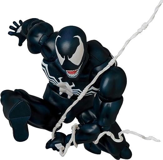 16cm MAFEX No.088 versão em quadrinhos Venom Boneco de ação em PVC Novo