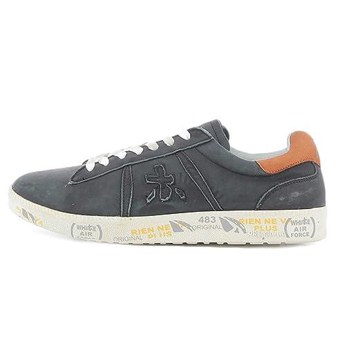 Zapatillas Deportivas Premiata Negras Andy 3273: Amazon.es: Zapatos y complementos