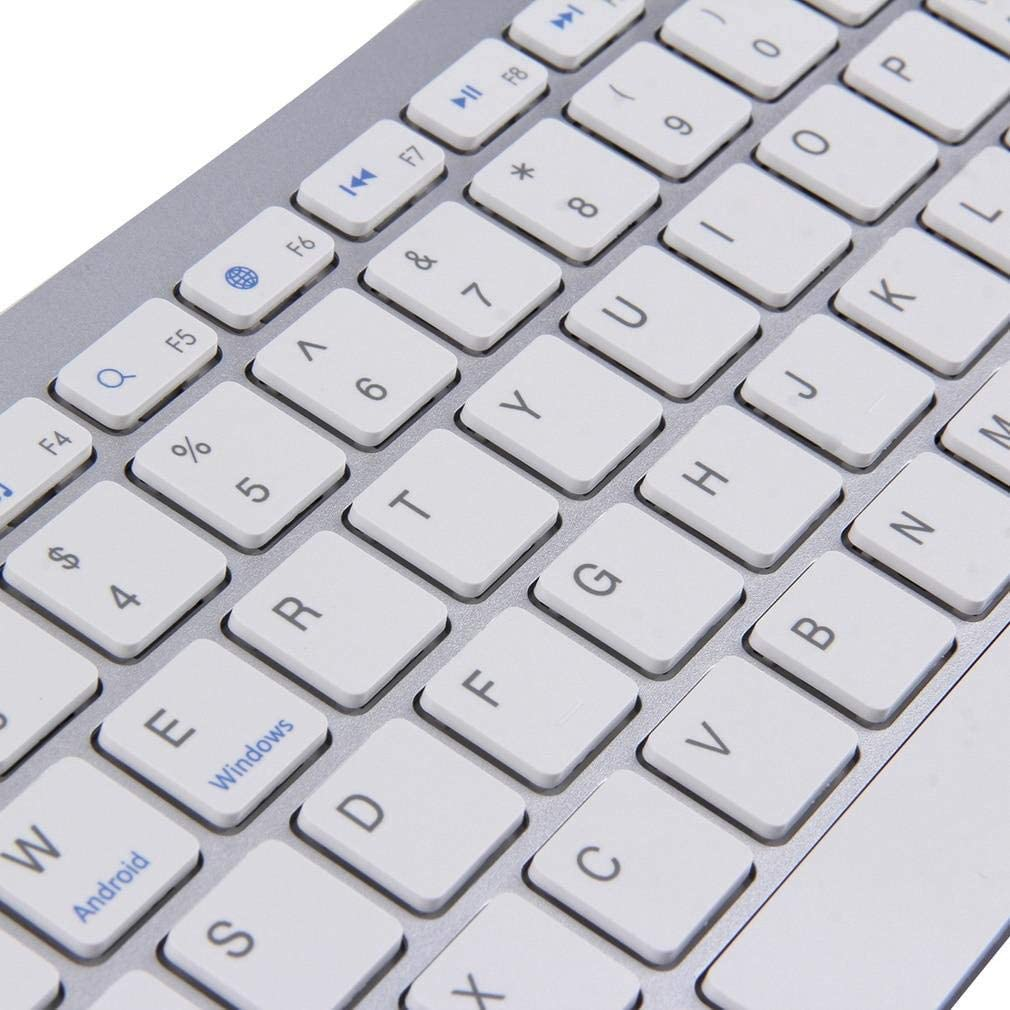 Newest Ultra-slim Wireless Keyboard Bluetooth Keyboard For Android
