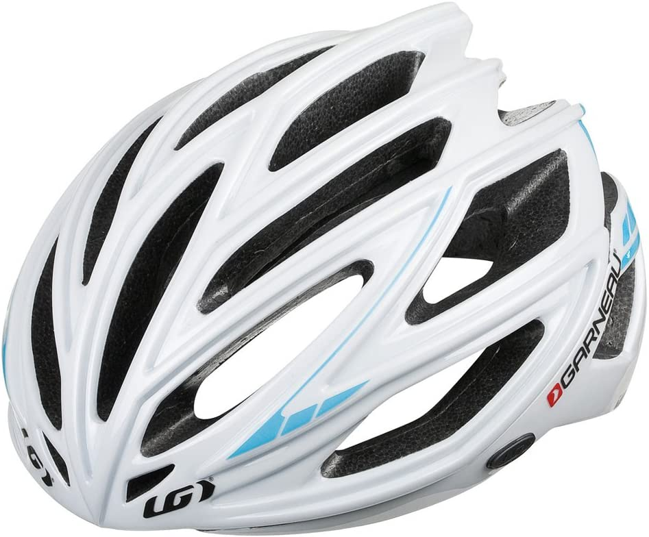 LOUIS GARNEAU SHARP HELMET S 白い 青 (5W3) 1405057S5W3