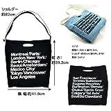 (アメリカンアパレル )American Apparel シティバッグ トート バッグ Cotton Cities Bag with Strap