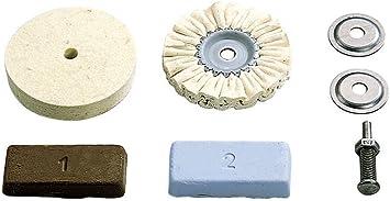 Wolfcraft 2178000 2178000-1 Juego Hobby Metales, plástico, marmol ...