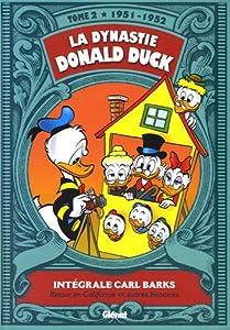 """Afficher """"La dynastie Donald Duck n° 02<br /> Retour en Californie"""""""
