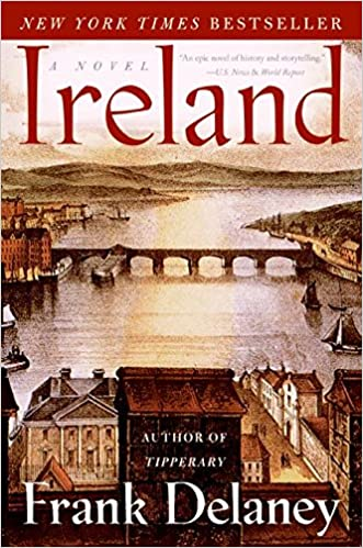 The Ireland: A Novel by Frank Delaney travel product recommended by Jean Warneke on Lifney.