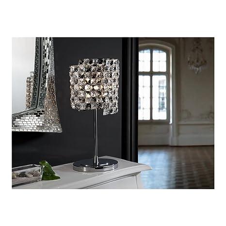 Schuller SL Lámpara de mesa, 2L de crema: Amazon.es: Iluminación