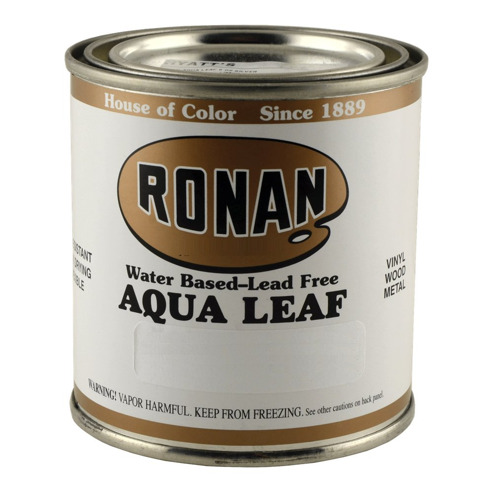 Ronan Aqua Leaf (1/2 Pint, Bronze)