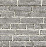 A-Street Prints 2540-24050 Façade Grey Brick Wallpaper Façade Brick Wallpaper