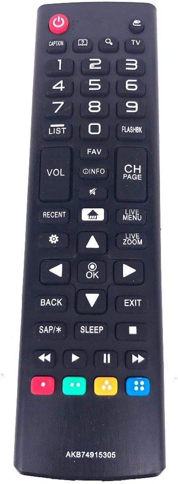NEW remote control For LG TV AKB74915305 49UH6500UB 50UH6300UA 43UH6030 43UH610 43UH6100 Calvas 10pcs//lot