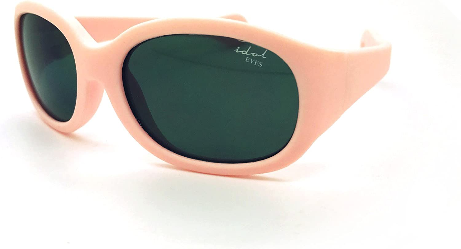 Idol Eyes Baby Sunglasses Tiny Tots 100/% UV Protection 0-2 years