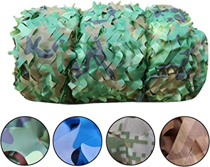 Camping Sun Shelter Outdoor Tent Shade Camouflage Nets Car Covers Camo Netting