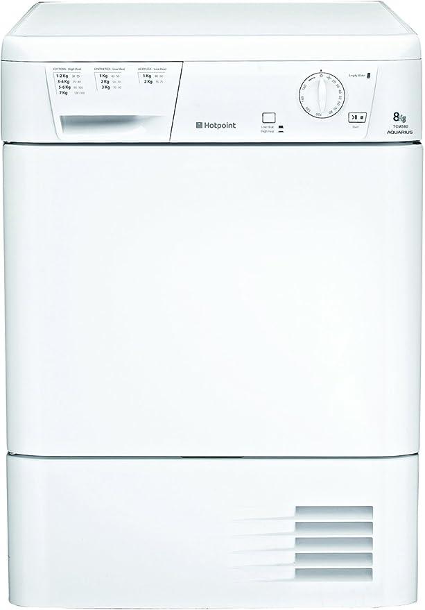 hotpoint tcm580p aquarius condenser tumble dryer in polar white rh amazon co uk User Manual User Guide Icon