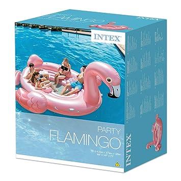 Intex 57267EU - Flamenco Hinchable gigante