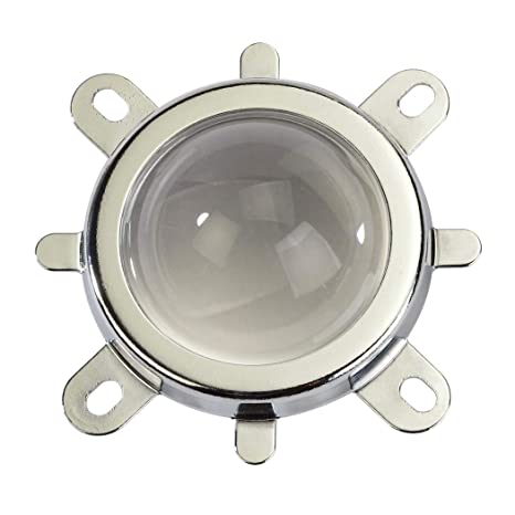 er chen 44mm lens 50mm reflector collimator base housing fixed rh amazon com