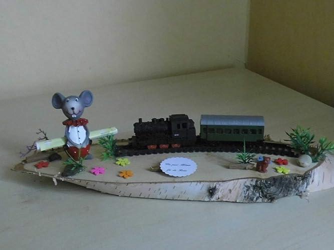 Eisenbahn Zug Geldgeschenk Dekoration Amazon De Handmade