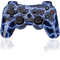PS3 Controller Wireless Dualshock3 - OUBANG Upgrade Version Best PS3 Games Remote Bluetooth Sixaxis Control Gamepad…