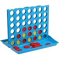 TOYMYTOY Juego conecta 4 juego cuatro en raya