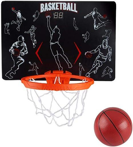 Juego de Baloncesto para niños, Estante de Baloncesto montado en ...
