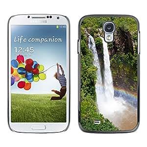 LECELL -- Funda protectora / Cubierta / Piel For Samsung Galaxy S4 I9500 -- Waterfall Niagra Falls --