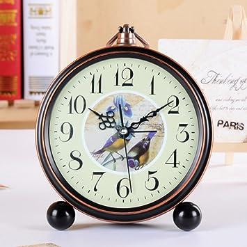 Studenten Kreative Für Abbruch Der Wecker Nachttisch Uhr/Schlafzimmer  Schlaf Faul Alarm Clock/minimalistischen