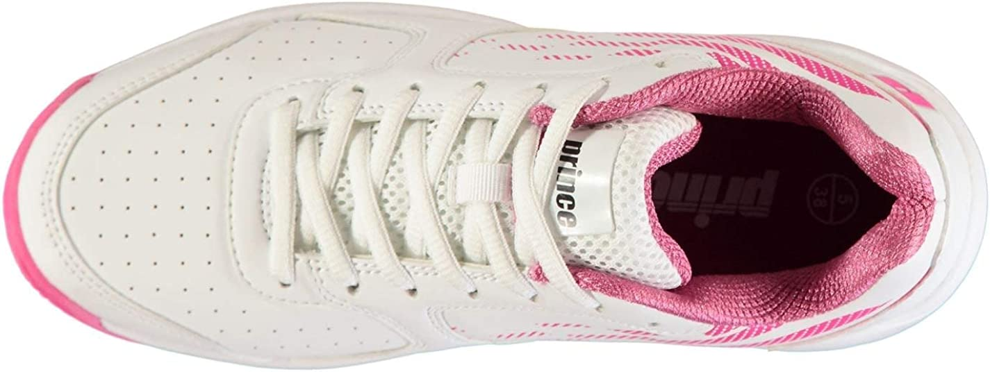 Prince Reflex Damen Tennis Schuhe Turnschuhe Low Top