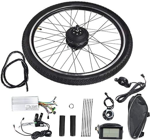 Caredy Kit de conversión de ebike, 36V 250W 26 Bicicleta ...