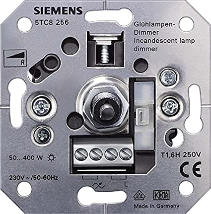 Siemens 5TC8256 regulador - Reguladores