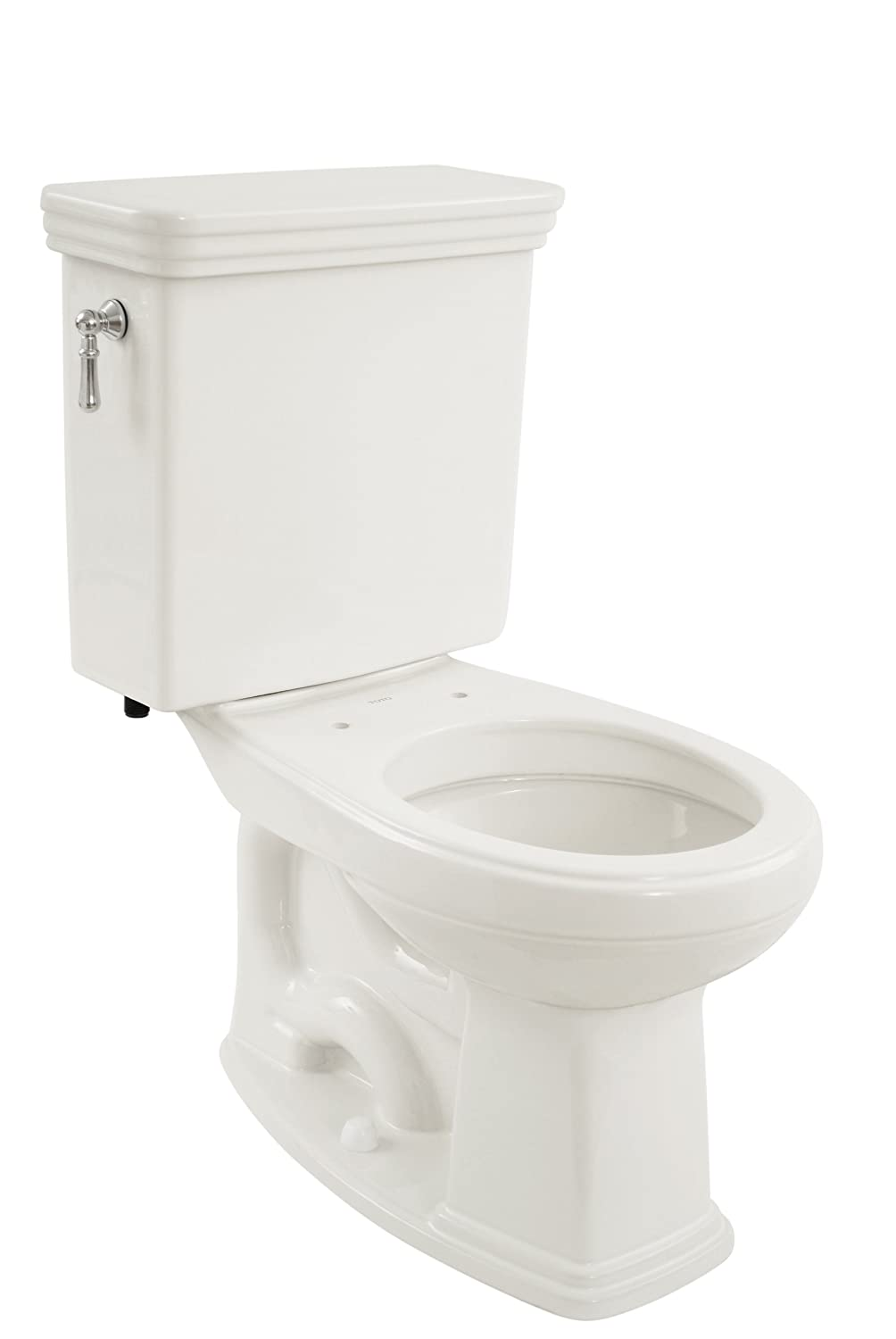 TOTO CST423SF#01 Promenade G-Max Round Bowl and Tank Universal Height Cotton White