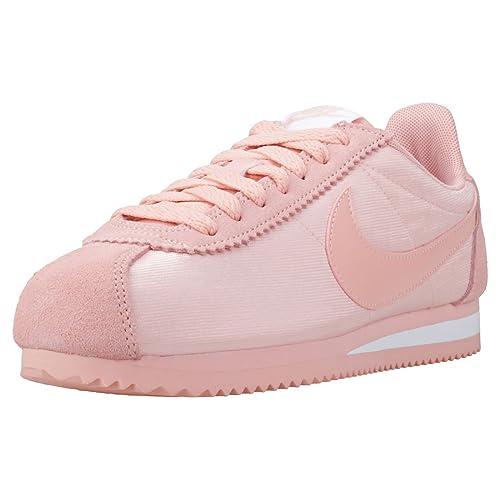 35a0c0381e9fb Nike Classic Cortez Womens Trainers: Amazon.co.uk: Shoes & Bags