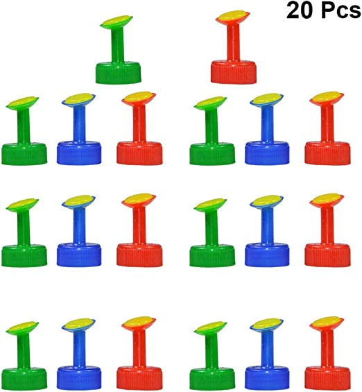 DOITOOL 20 Piezas Rociadores de Botella Regadera de plástico ...