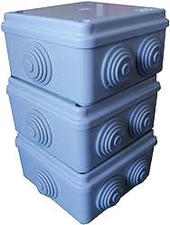 Voltman dio013094/Wasserdicht Box 190/x 140/x 70/mm IP55