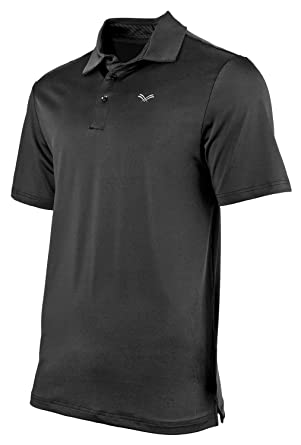 Urban Fox Golf Shirts for Men - Short Sleeve Performance Polo Shirts ... 66944afde78