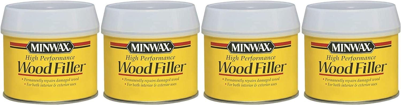Minwax 448600000 Color Changing Wood Filler 5 5 Oz Amazon Com