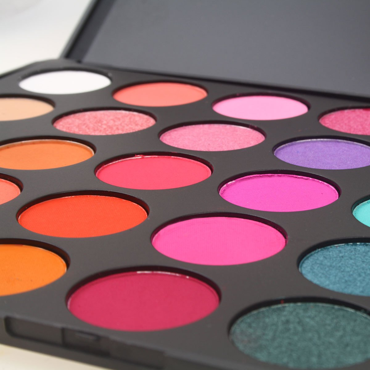 MISKOS 35 Colors Eyeshadow Palette Silky Pigmented Powder Professional Make up Waterproof Pallete Product Cosmetics Makeup Eye Shadow 35E
