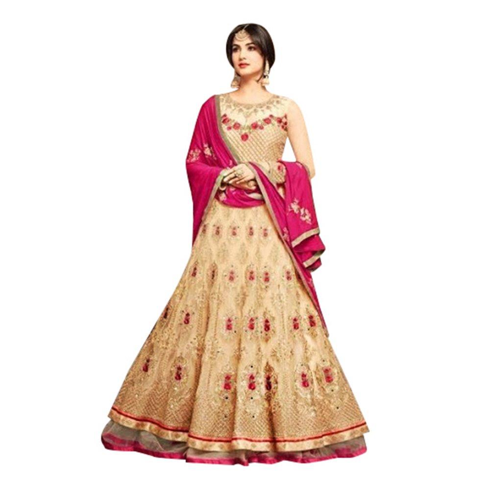 Pakistani Bollywood Collection Anarkali Salwar Suit Bridal Wedding Ceremony Punjabi Muslin Eid 639 8