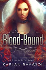 Blood-Bound (Ace Assassin) Paperback