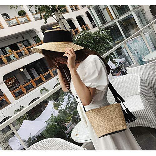 única mochila para Beige mujer Bolso MENGMA talla 6UBOOx