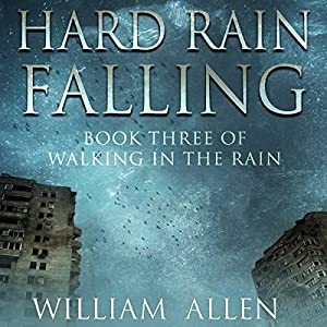 Hard Rain Falling Audiobook